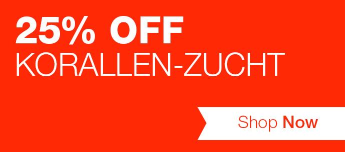 25% off KZ