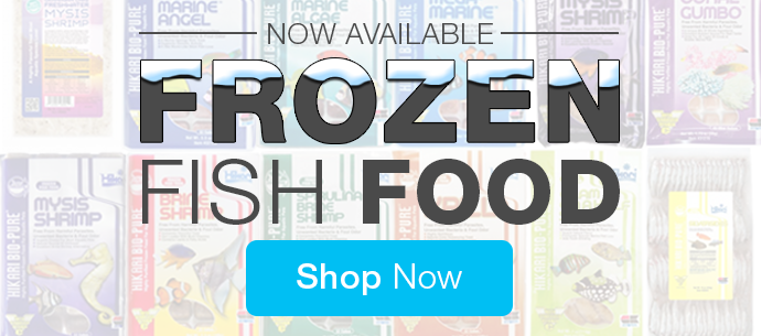 Frozen Food Now Available