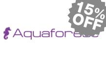 15% off Aquaforest