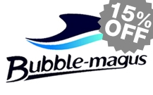 15% off Bubble Magus