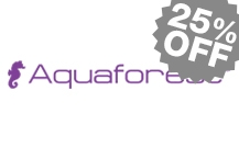 25% off Aquaforest