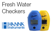 Fresh Water Hanna Checkers