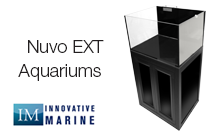 Nuvo EXT Aquariums