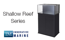 Shallow Reef Aquariums