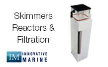 Skimmers, Reactors, & Filtration