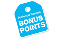 Bonus Points (Preferred Reefers Only)
