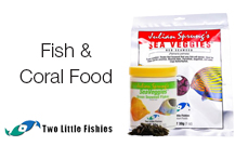 Fish and Coral Food