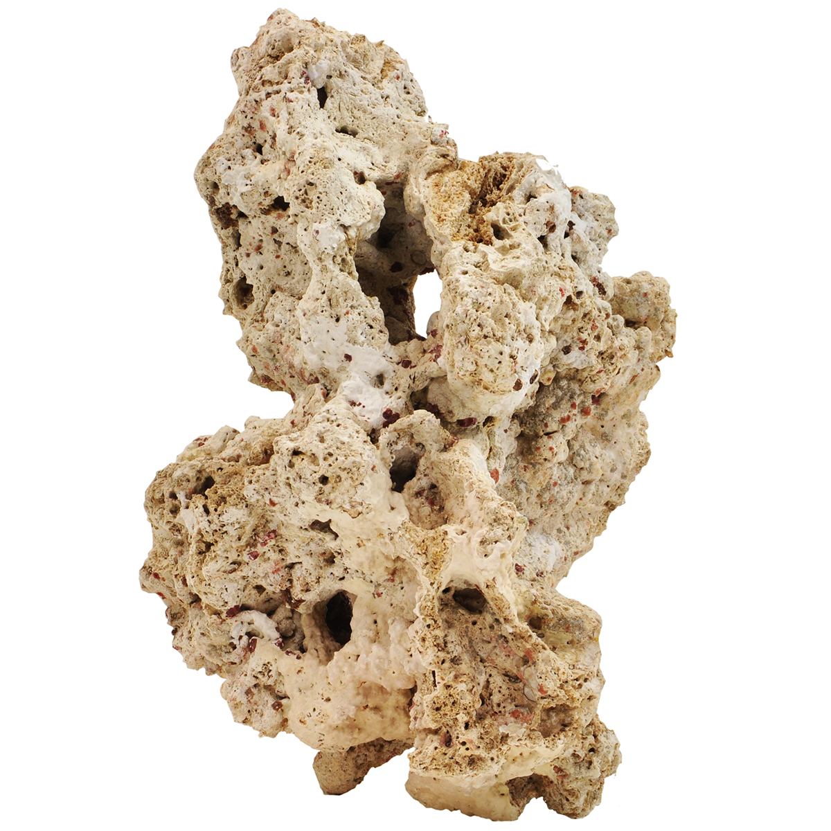 Fiji Dry Aquarium Live Rock Bulk Reef Supply