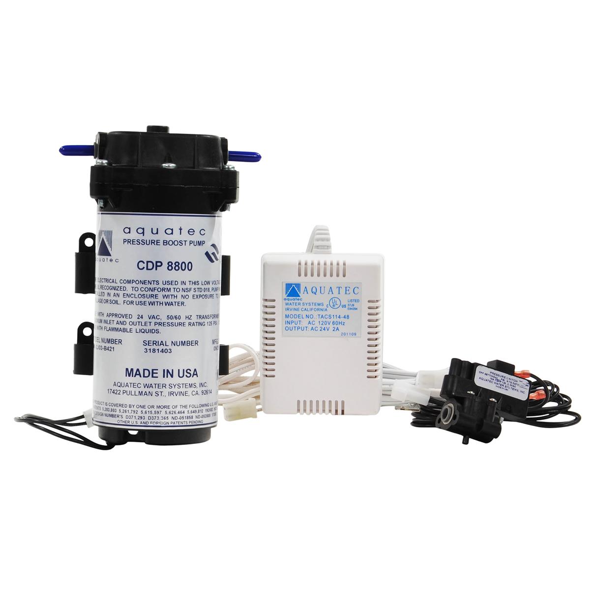 1 4 Quot Aquatec 8800 Booster Pump Kit Bulk Reef Supply