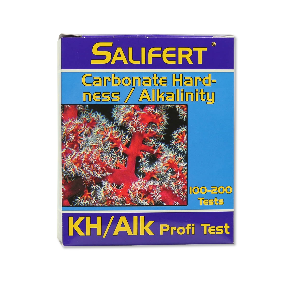 Salifert Khalkalinity Aquarium Test Kit Bulk Reef Supply