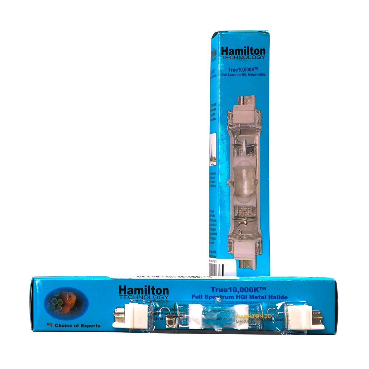 Hamilton Technology Bimini Sun 250w Metal Halide System: Metal Halide 10K Double End Bulb