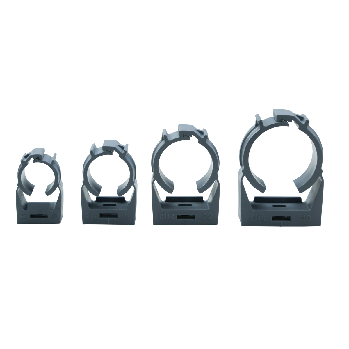 Surface Mounting Clamp For Pvc Pipe Bulk Reef Supply