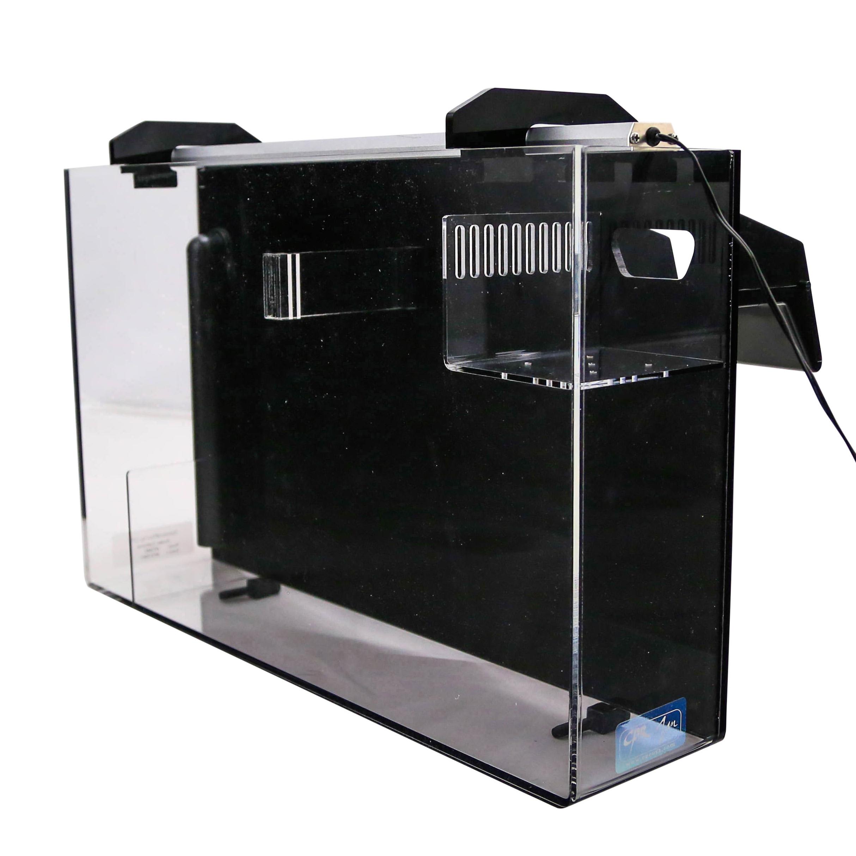 Inlet assembly for CPR Aquafuge refugiums