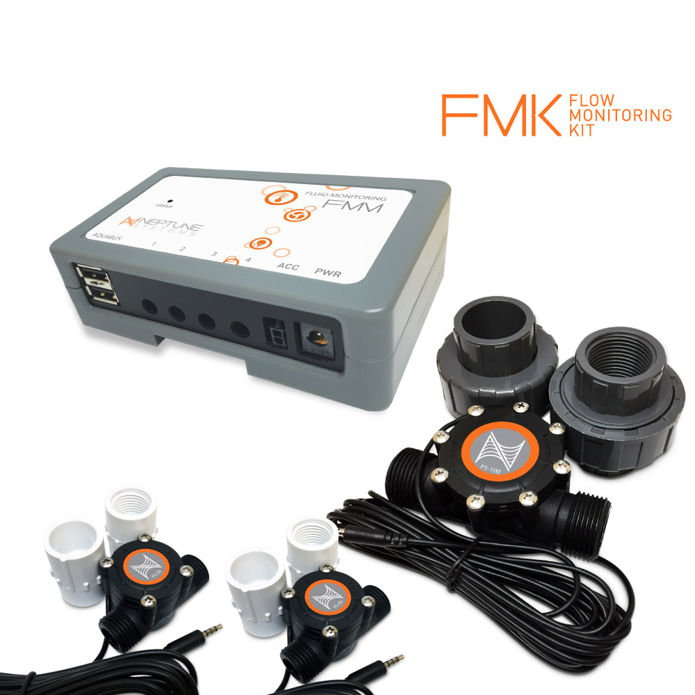 Fmk Flow Monitoring Kit Neptune Systems Bulk Reef Supply