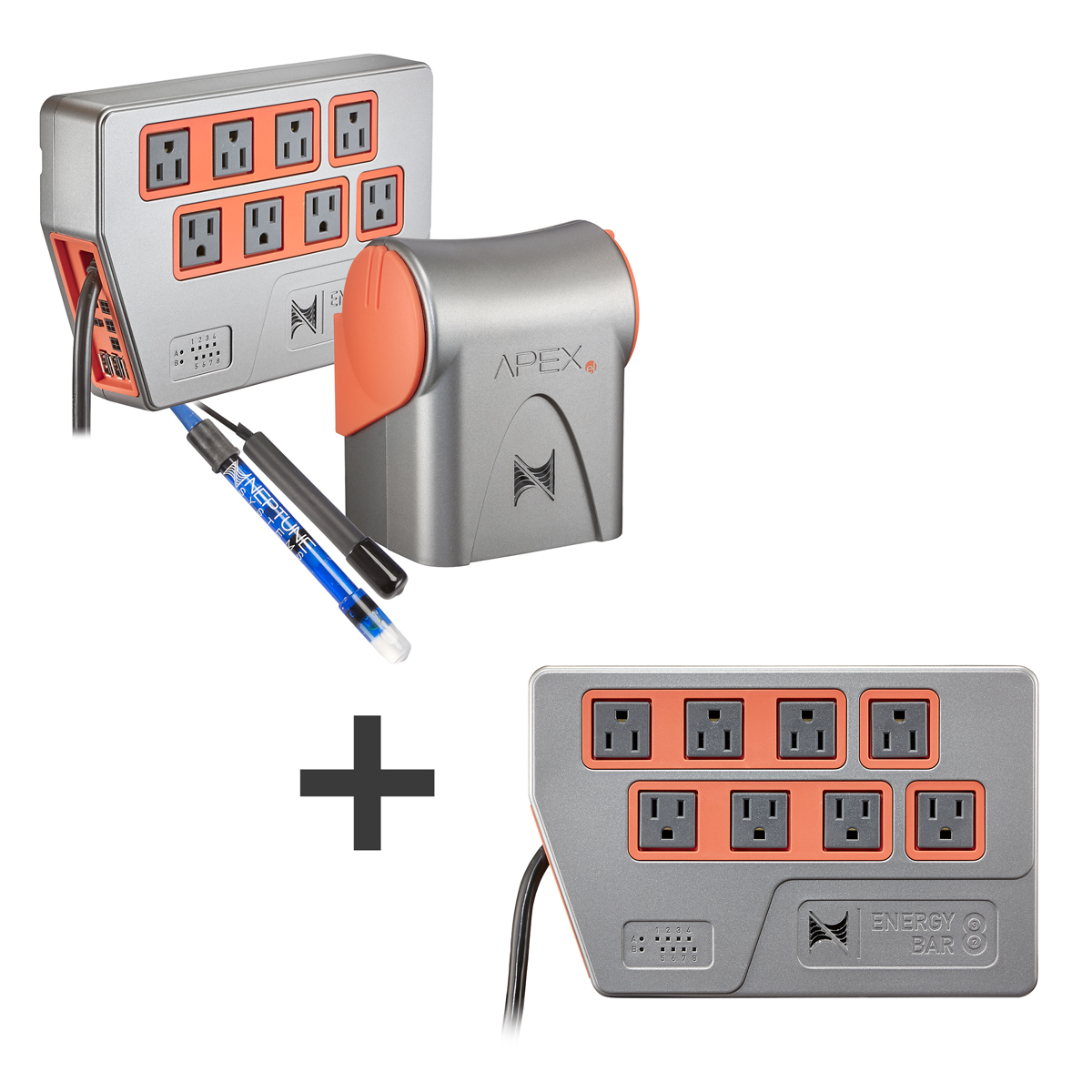 Apexel Controller System With Extra Energy Bar 832