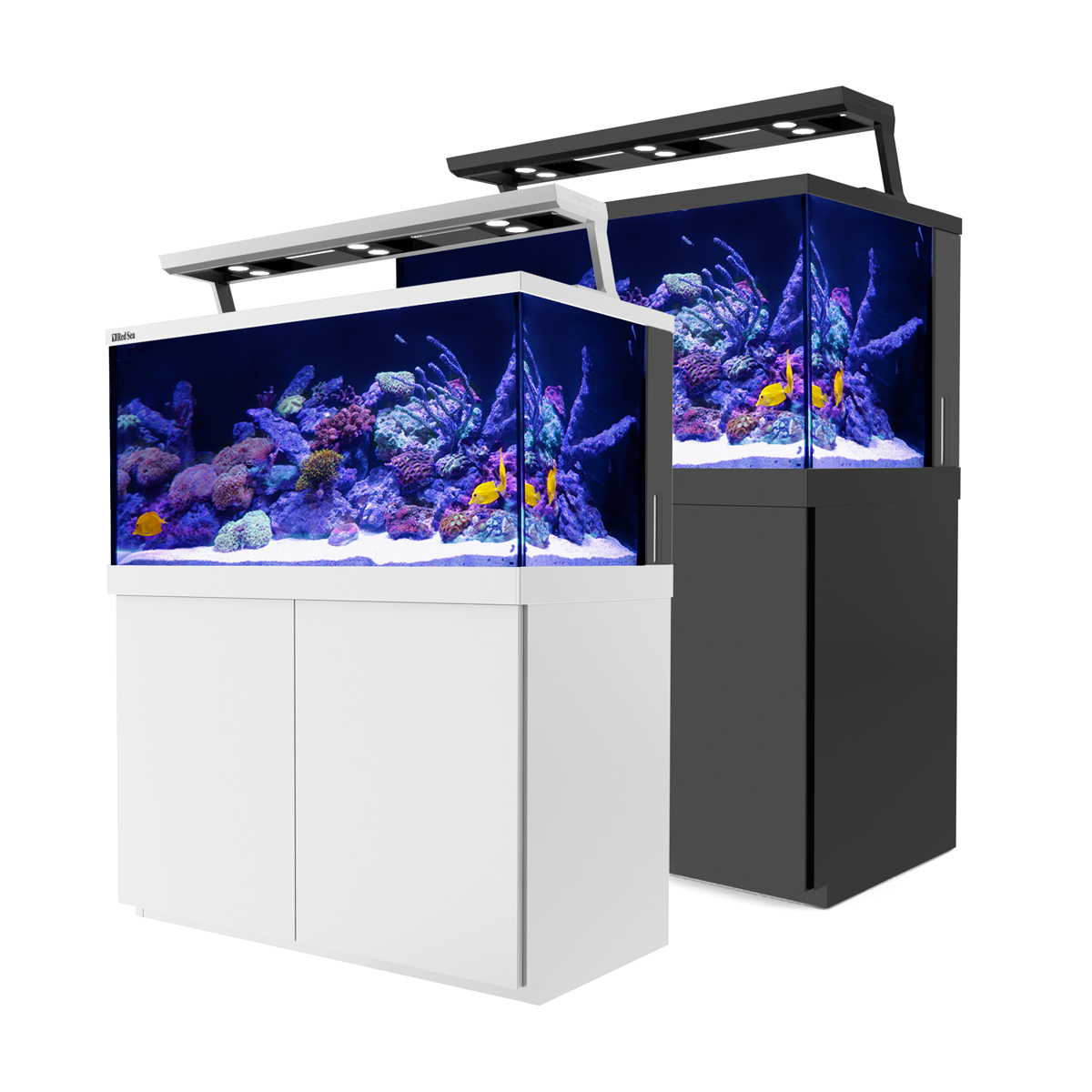 Max S 500 Led Complete Reef System 132 Gal Red Sea