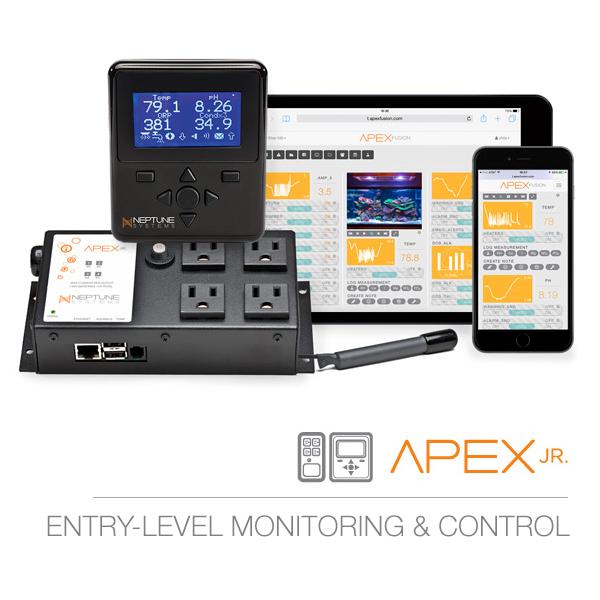 apex jr controller neptune systems bulk reef supply rh bulkreefsupply com AquaController Apex Jr. System Apex AquaController Jr