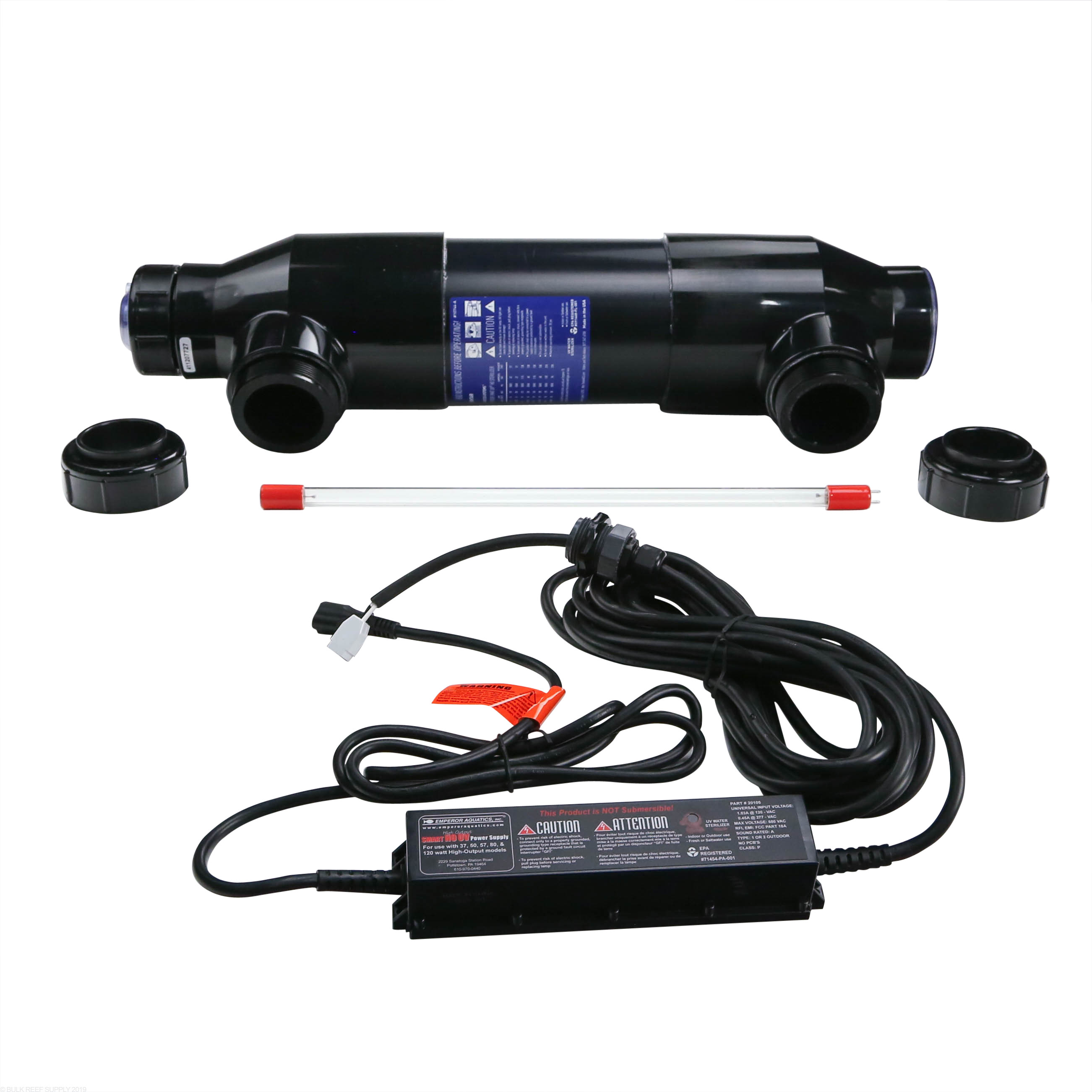 Smart High Output UV 50 Watt