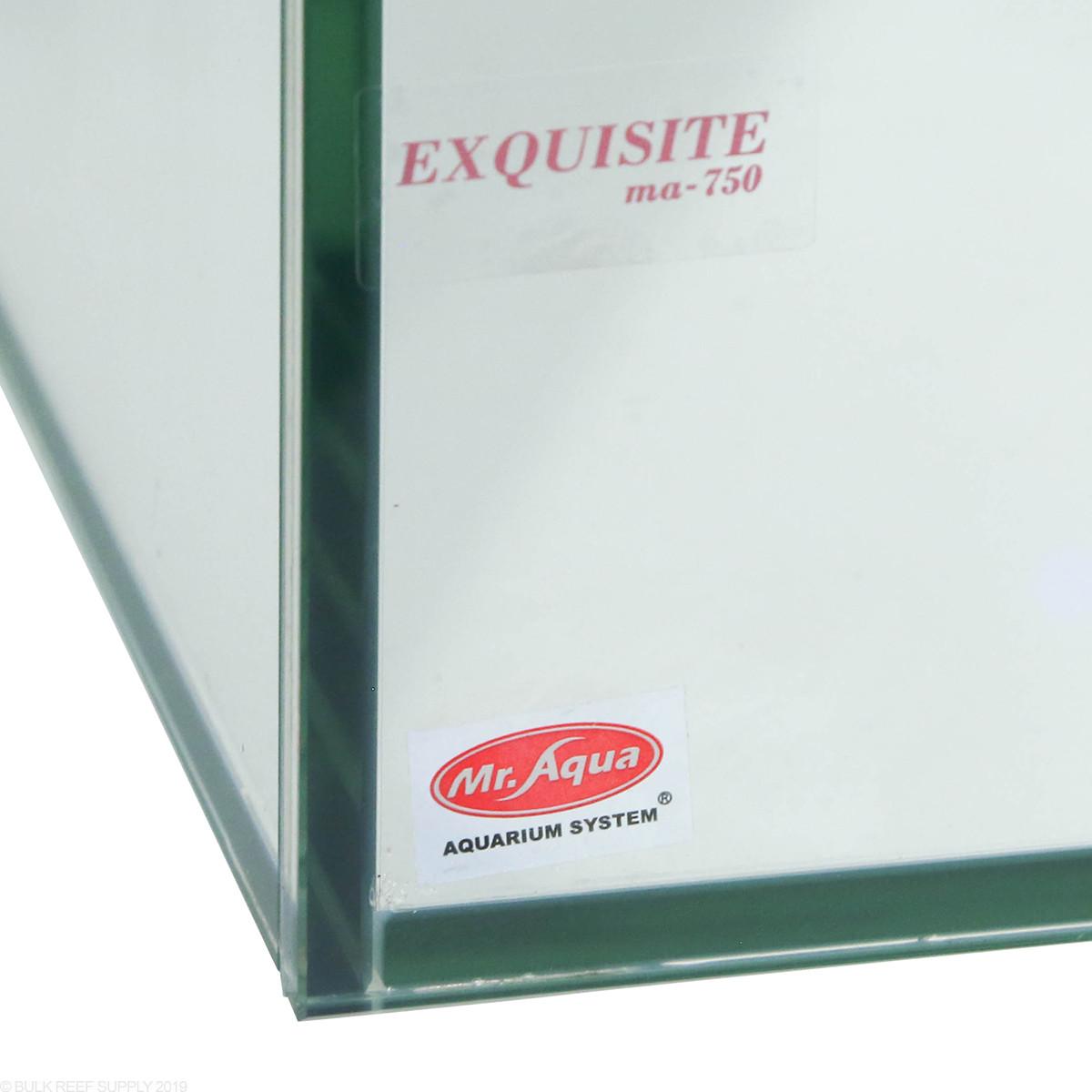 22 Gallon Exquisite Rimless Tank - Standard Glass
