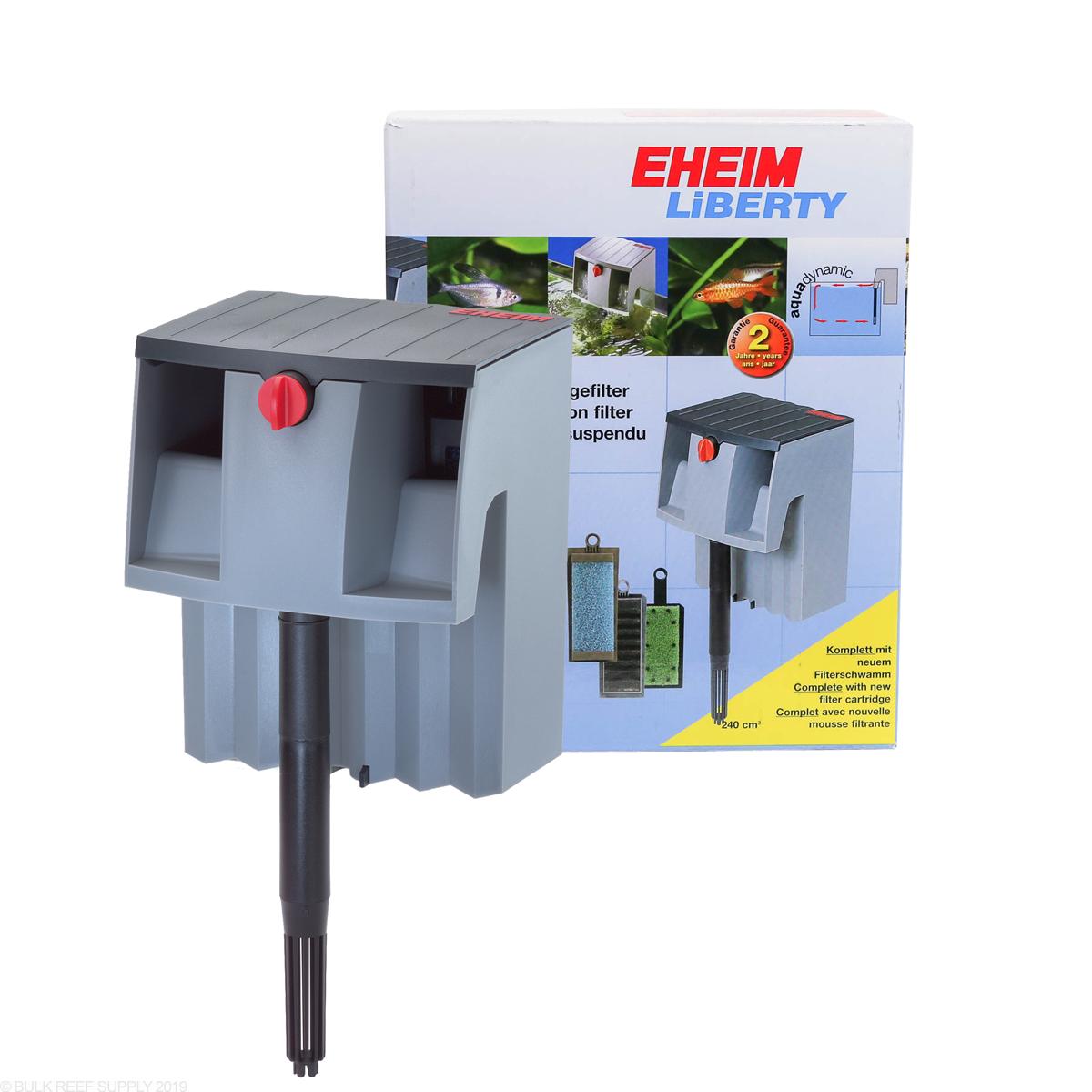 Bekannt Liberty 130 HOB Power Filter - Eheim - Bulk Reef Supply PT54
