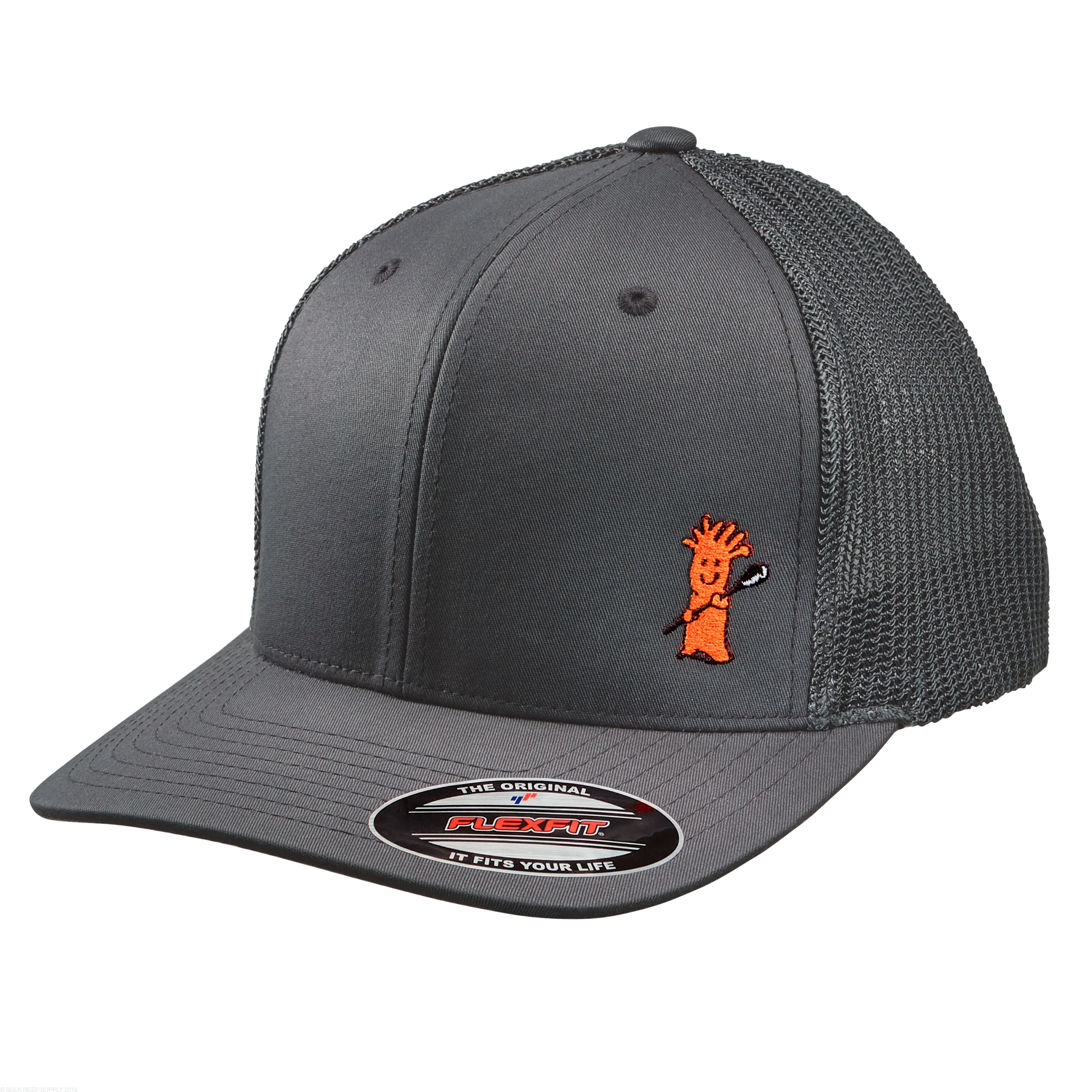 Mr. Chili Hat - FlexFit - Bulk Reef Supply - Bulk Reef Supply 39972946e33