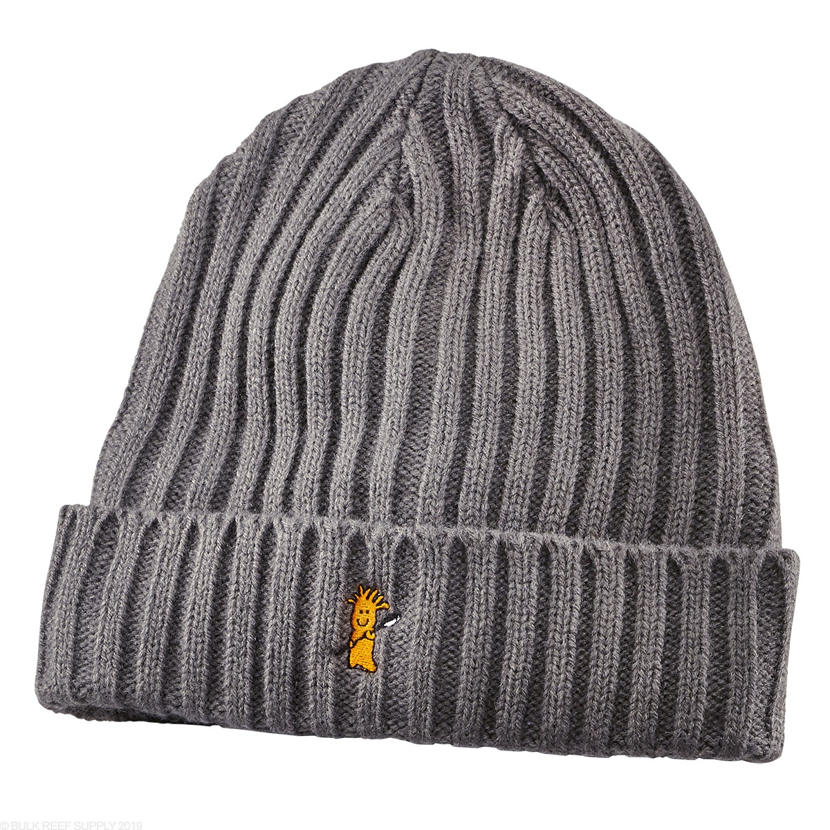 6d4ac36364e Mr. Chili Cable Knit Beanie - BRS - Bulk Reef Supply
