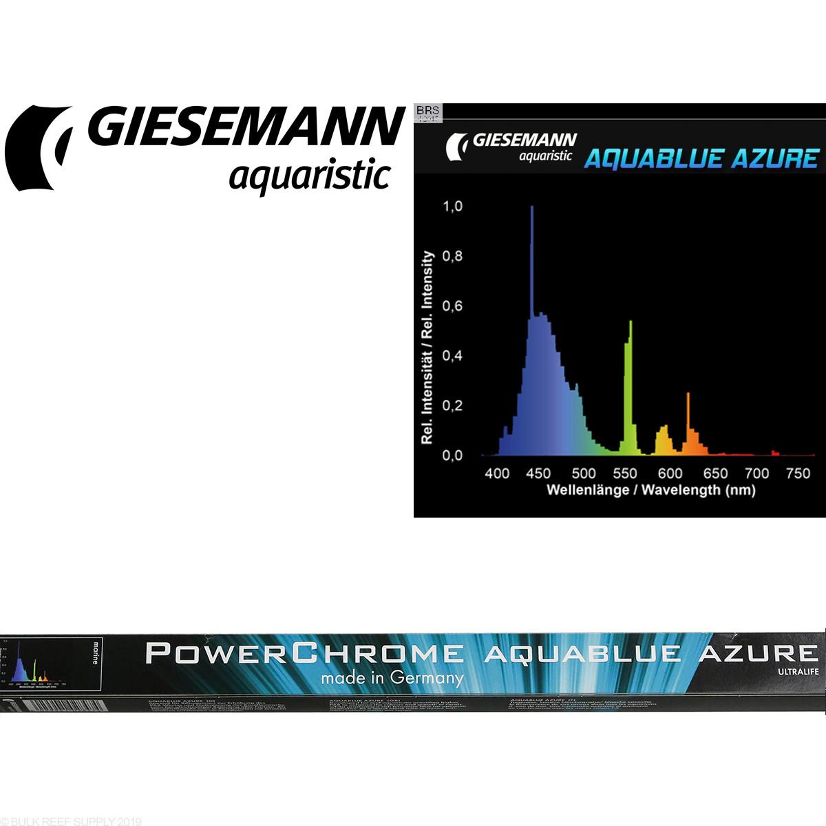 aquablue azure t5 16500k giesemann bulk reef supply