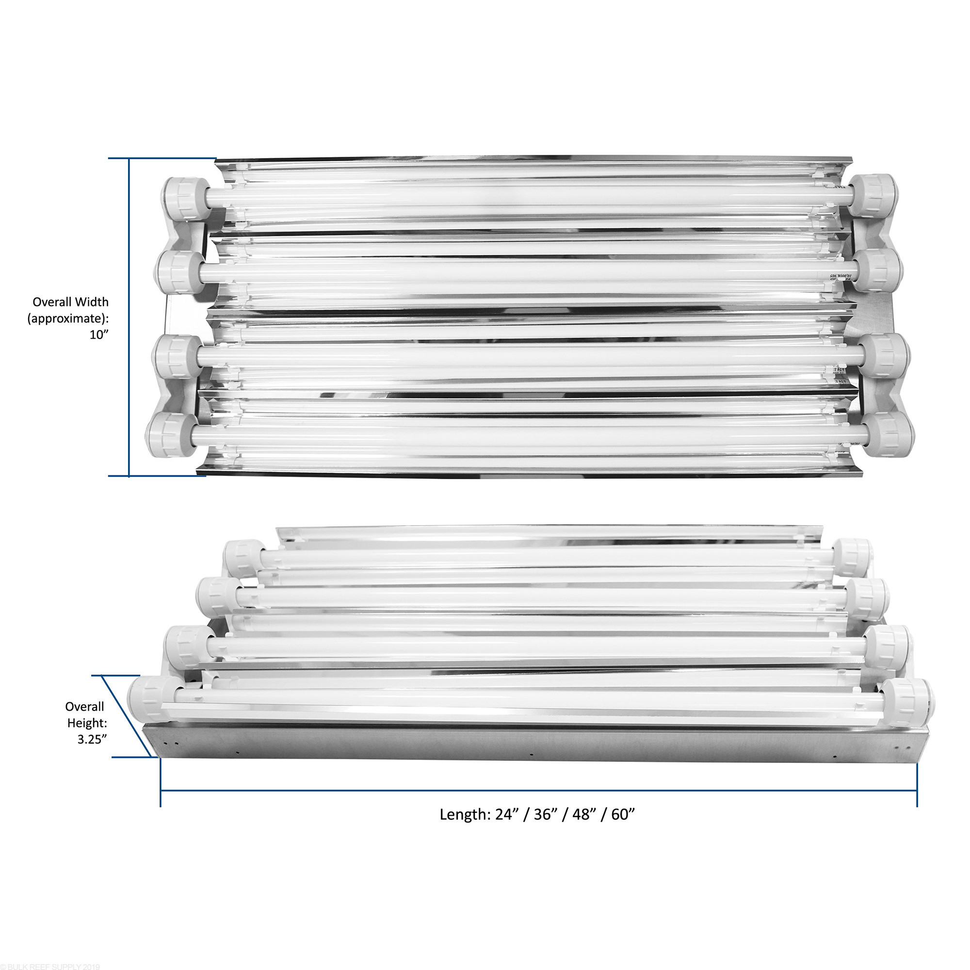 0c88e759ac9a Home  Supra Quad T5 Retrofit Fixture - Reef Brite. Click on image to zoom