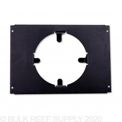 "4"" Circular LED Hybrid Mounting Bracket"