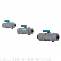 RO Inline Ball Valve Push Connect