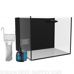 10 Gallon Rimless AIO Nano Aquarium