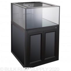 Nuvo INT 112 Aquarium with Black APS Stand