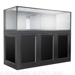 Nuvo INT 200 Aquarium with Black APS Stand
