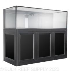 Nuvo INT 200 Aquarium with Black APS Stand