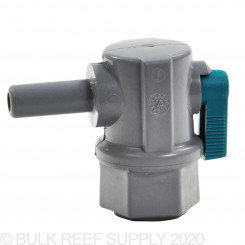 RO Elbow Ball Valve - Stem x Push Connect