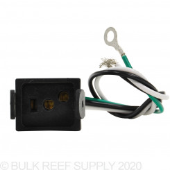 Metal Halide Female Lamp Cord Receptacle