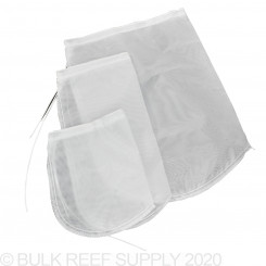 Mesh Media Bag with Draw String
