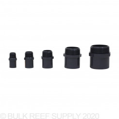 Schedule 80 Spigot x Male Thread Adapter