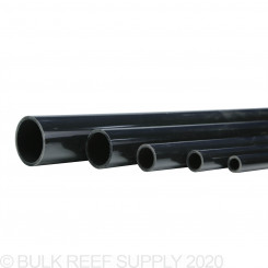 "46"" Black Schedule 40 Pipe"