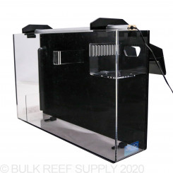 Medium AquaFuge2 Hang on Back Refugium with LED Lighting System