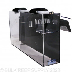 Large AquaFuge2 Hang on Back Refugium with LED Lighting
