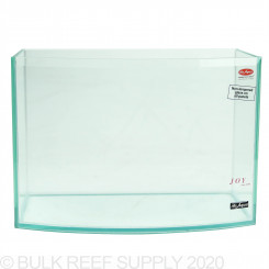 3 Gallon Rimless Bow Front Aquarium
