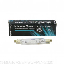 MegaChrome Marine 12500K - Double Ended Bulb