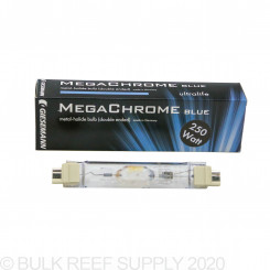 MegaChrome Blue 21000K - Double Ended Bulb