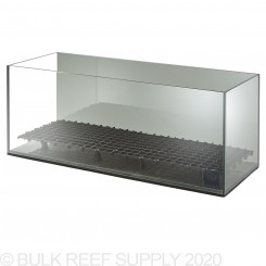 Nuvo Black 6 Gallon Aquarium