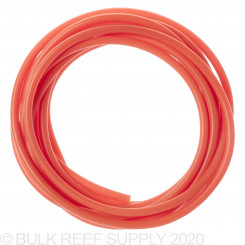 Orange Colour-Tracer Silicone Tubing