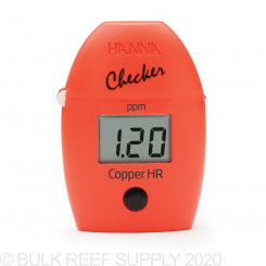 Copper High Range Colorimeter HI702 Hanna Checker