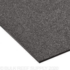 "24"" x 24"" Black ABS Plastic Sheet"