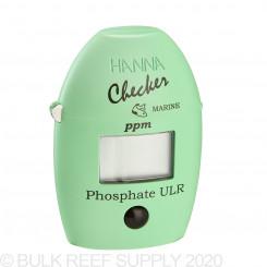 Phosphate Ultra Low Range PPM Colorimeter HI774 Hanna Checker - Marine Water
