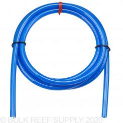 "Blue 1/4"" Polyethylene RO Tubing"